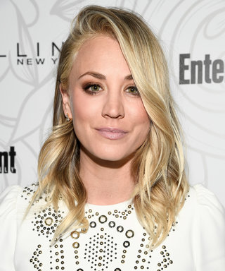 Kaley Cuoco Just Went Even Blonder