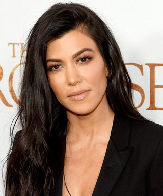 Kourtney Kardashian Has Worn This Dependable Mascara for 15 Years