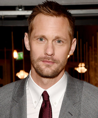 This Might Be Alexander Skarsgård's Secret Instagram Account
