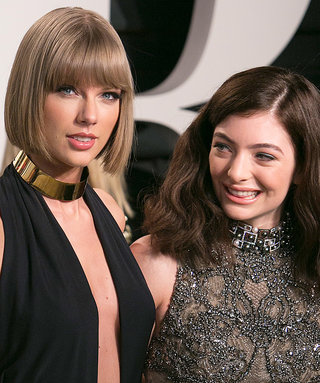 Don't Worry, Lorde and Taylor Swift Are Still Friends