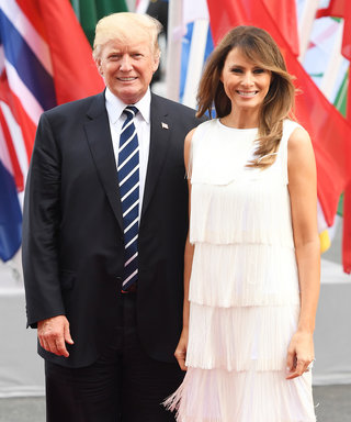 Melania Trump Dons Flapper-Style Dress to Attend a G20 Summit Concert