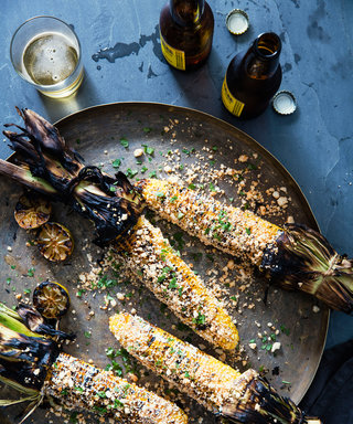 This Mexican Street Corn Recipe Is So Easy