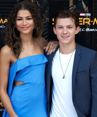 Watch Tom Holland and Zendaya Get Interviewed by a Mini Spider-Man