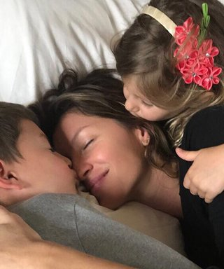 37 of Birthday Girl Gisele Bündchen's Most Heartwarming Family Photos