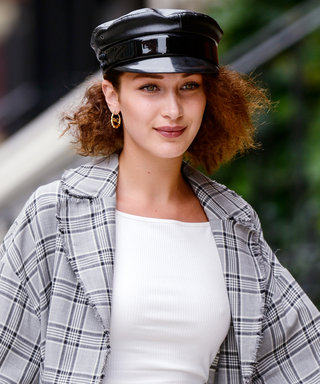 How to Pull Off Summertime Plaid Like Street Style Pro Bella Hadid