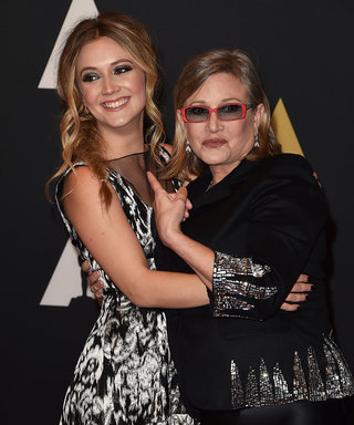 Carrie Fisher's Daughter Billie Lourd Named the Sole Beneficiary of Her Estate