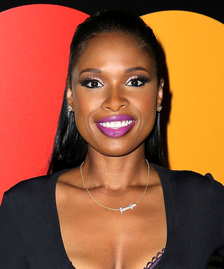 Daily Beauty Buzz: Jennifer Hudson's Fuchsia Lip