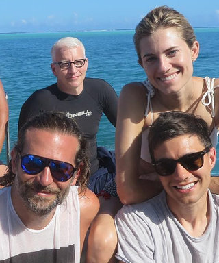 New Parents Bradley Cooper and Irina Shayk Go on a Star-Studded Tahitian Vacation