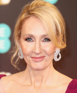 J.K. Rowling Used a Cocktail Dress as Paper to Write an Entirely New Book