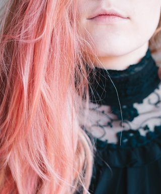 """Salmon Sushi"" Hair Is All Over Instagram, and You're Going to Want to Book Your Stylist ASAP"
