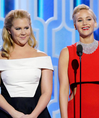 Jennifer Lawrence and Amy Schumer Have a New Famous BFF
