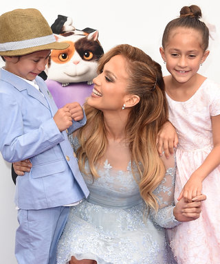 Jennifer Lopez and Her Twins Are the Cutest Nap Time Cuddle Buddies