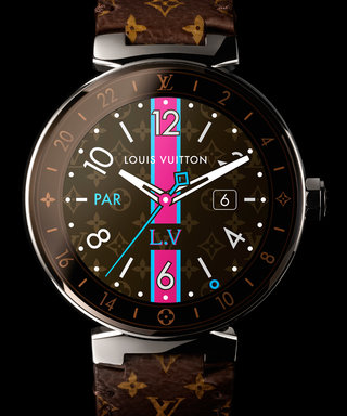 Introducing Louis Vuitton's Sleek New Smartwatch