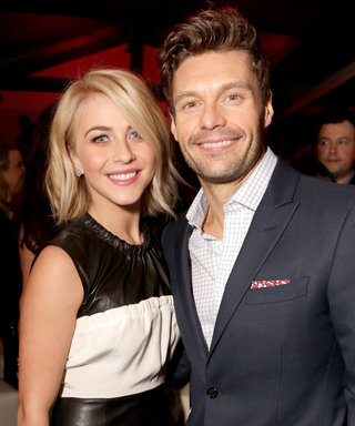 Ryan Seacrest Gives a Sweet On-Air Congratulations to Ex-Girlfriend Julianne Hough