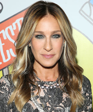 Sarah Jessica Parker Just Debuted the Sassiest Platinum Bob