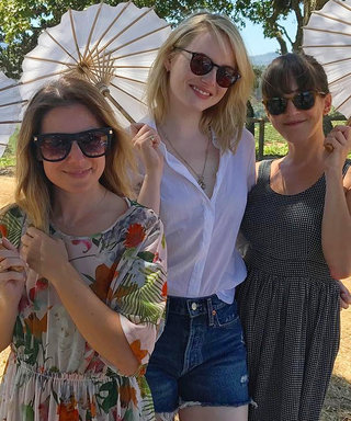 Emma Stone Is Enjoying a Summertime Escape to Wine Country
