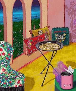 Gucci Is Rolling Out the Décor Collection of Your Dreams