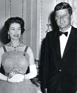 Why JFK Gave Queen Elizabeth a Modest Gift the Only Time They Met