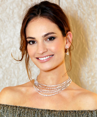 Lily James Will Play a Young Meryl Streep in the Mamma Mia Sequel