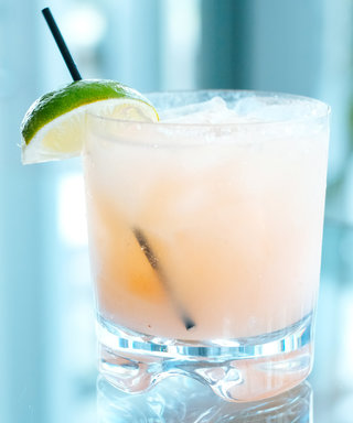 Cheers National Tequila Day With This Peach and Jalapeño Cocktail