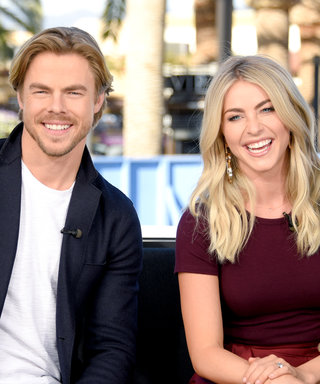 Derek Hough Says Sister Julianne Is the Best Version of Herself with Husband Brooks Laich