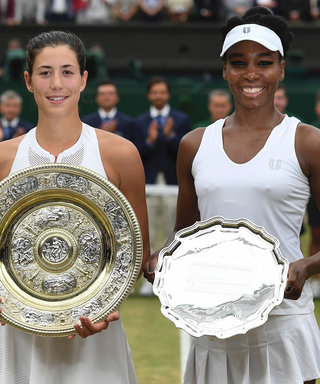 Move over Venus: Garbiñe Muguruza Claims First Wimbledon Title