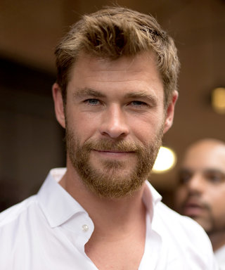 The Surprising Thing That Makes Chris Hemsworth Cry Like a Baby