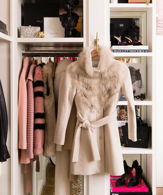 7 Easy Steps To A Beautiful, Clutter-Free Closet