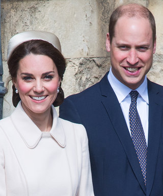 """Kate Middleton Jokes About Having """"More Babies"""" with Prince William"""