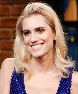Here's Why Allison Williams Is Taking Over Your Instagram Feed