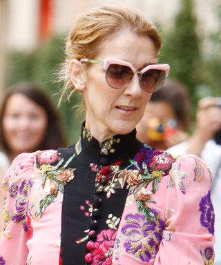 Celine Dion Is Here to Remind You to Wear a Pink Floral Dress This Summer