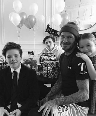 David Beckham's New Tattoo Is the Sweetest Tribute to His Kids