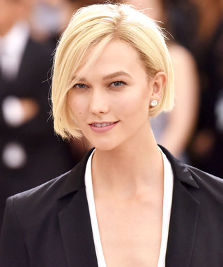 Karlie Kloss Looks Incredible in a Sexy One-Piece Bathing Suit in Miami