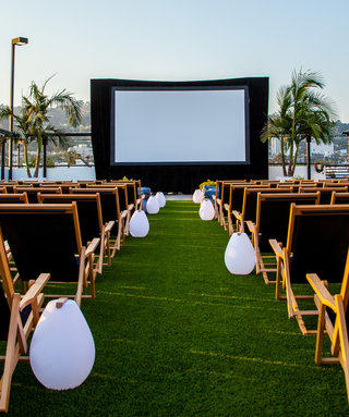 The Cutest Rooftop Cinema Just Opened in L.A.