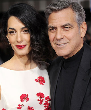 George and Amal Clooney Donate $500,000 for Florida Students' March for Gun Control