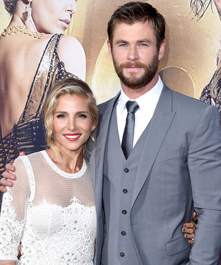 Chris Hemsworth and Elsa Pataky's Dates Definitely Aren't of the Netflix and Chill Variety