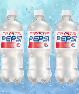 Crystal Pepsi Is Making Its Long-Awaited Return