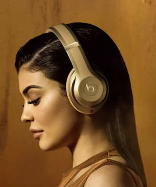 Balmain Dropped a Headphones Collab with Beats by Dr. Dre Starring Kylie Jenner