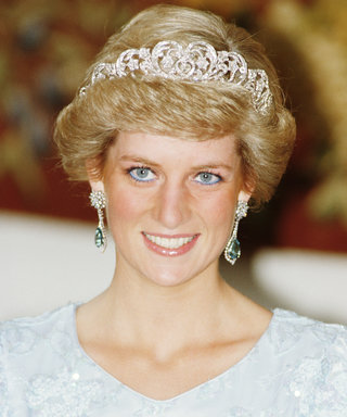 This is Exactly What Was on Princess Diana's Desk
