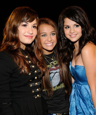 Selena Gomez, Miley Cyrus, and Demi Lovato Just Had a Musical Reunion of Sorts