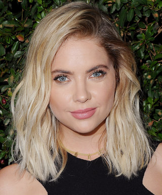 This Trick Made Ashley Benson's Hair Look Way Thicker