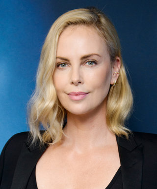 Charlize Theron Had an Incredible First Date with a Mystery Man