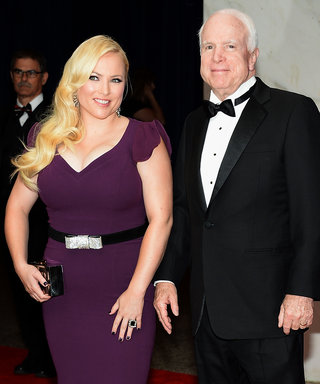 Meghan McCain Makes an Emotional Tribute to Her Father After Brain Cancer Diagnosis