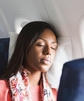 How to *Actually* Sleep on a Plane
