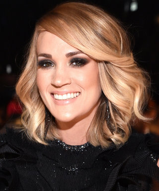 Carrie Underwood Shares a New Selfie Post-Fall, and Her Fans Couldn't Be More Supportive