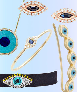 Ward Off Bad Karma with These Seven Pieces of Evil Eye Jewelry