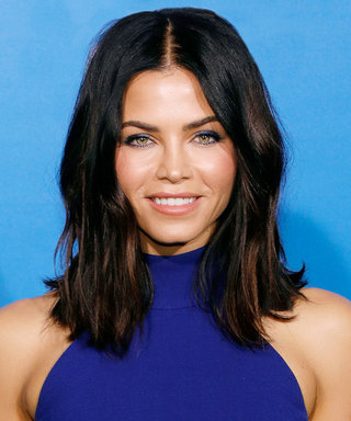 Jenna Dewan Tatum's Long Waves Are the Perfect Summer Style