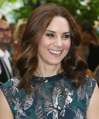This German Designer Explains What It's Like to Dress Kate Middleton for a Royal Tour