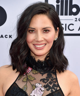 Olivia Munn Nails This Hard-to-Wear Color with an Ab-Baring Look
