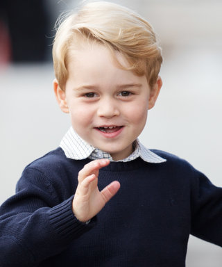 Prince George's Favorite Toy Is in Almost Every Family Home